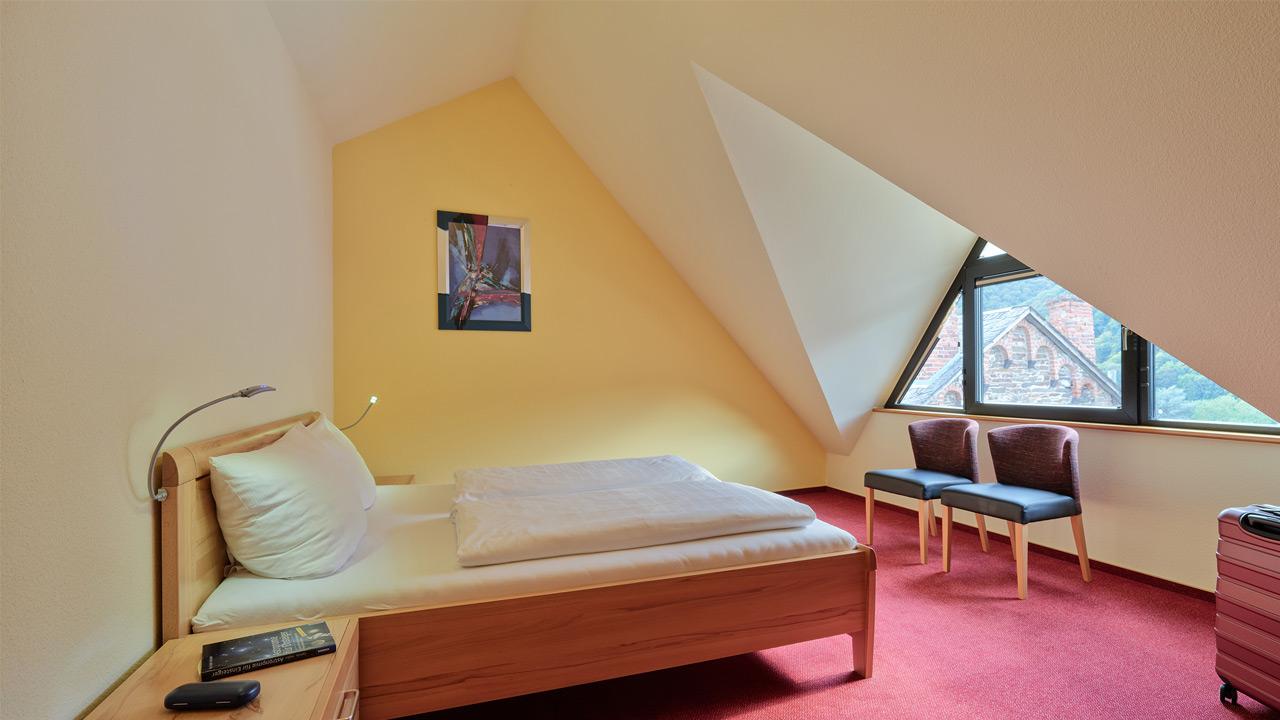 FeWo Moselblick - Schlafzimmer